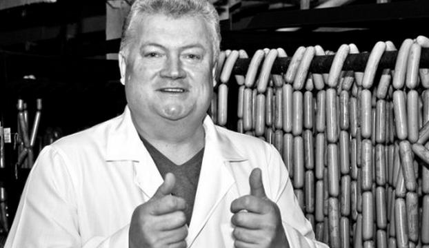 На фото: Сергей Доровской до работы у губернатора возглавлял мясоперерабатывающее предприятие