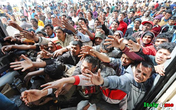 Не исключено, что прилив беженцев в ЕС финансирует РФ