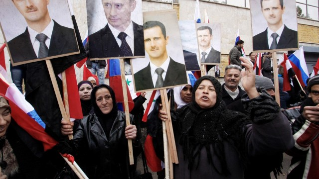 Mideast Syria Putins Moment Analysis