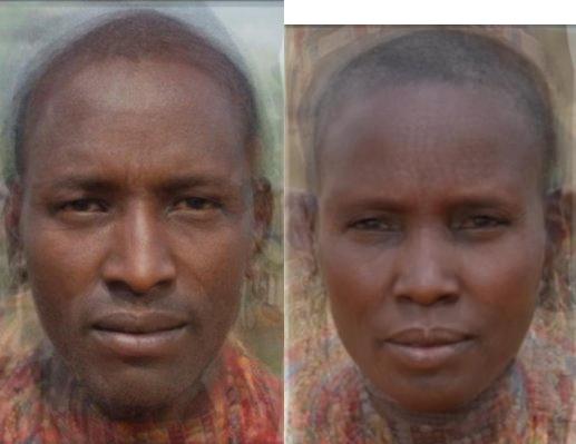 МАССАИ-САМБУРУРУ (Massana-Sambururu, South-South Aethiopis, Massana, Samburu, Южный-южный эфиопид, массаи, самбуру)