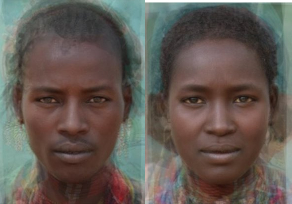 ОМИД (Омид, Northeastern Aethiopid, Северовосточный эфиопид)