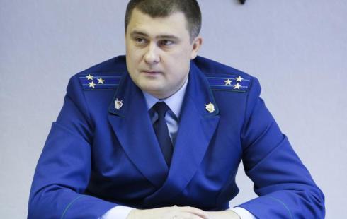Прокурор города Сургута Леонид Балин