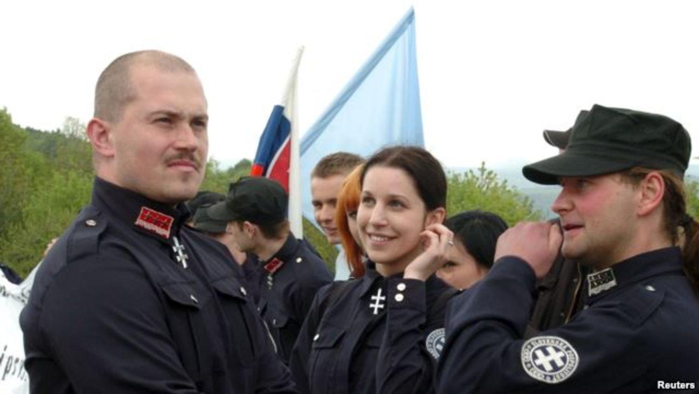 В Словакии создали аналог российского политического сыска (т.н. Центра противодействия экстремизму)