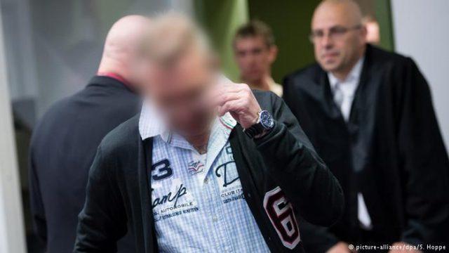 Суд в Мюнхене вынес обвинение четырем радикальным НС из Oldschool Society